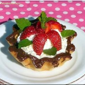 Letní piknik (1.) – jahody, Wimbledon a ještě jeden dezert…