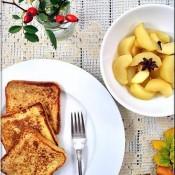 Horká jablka k podzimní snídani
