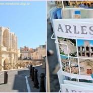 Cesta na jih – Arles – díl třetí