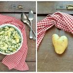Tyrolský bramborový salát s fenyklem... a s láskou...