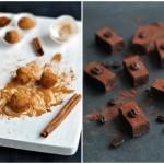 Čokoládové lanýže...