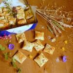 Bylinkové - sýrové sušenky...