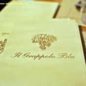 Toskánsko – díl 3. – večeře u Modrého hroznu