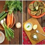 Zeleninové placičky...