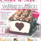 Časopis Chuť a styl 02/2014
