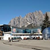 Cortina d´Ampezzo – zimní a olympijská