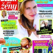 Časopis Blesk pro ženy 8/2015