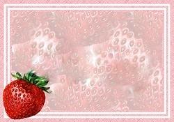 jahodová zavařenina
