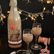 Kořeněný čokoládový likér