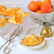 Meruňkové šátečky s levandulovým cukrem