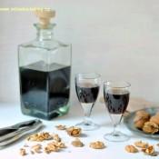 Domácí ořechový likér