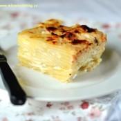Zapečené brambory – Gratin Dauphinois