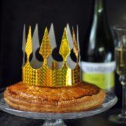 Galette des Rois – Tříkrálový koláč