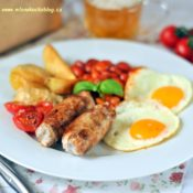 Domácí klobásy … k snídani