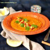Harira – marocká cizrnová polévka