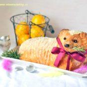 Velikonoční beránek – citrónový